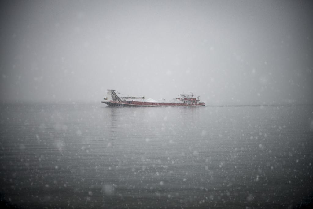 Lastschiff Uristier