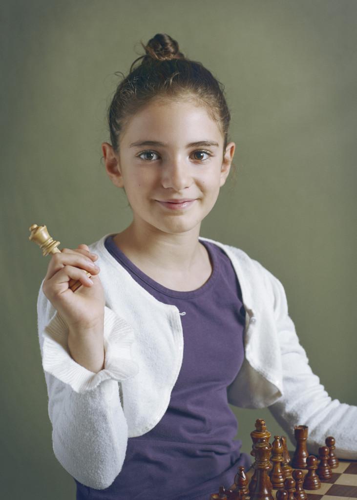 Gohar Tamrazyan, Schachwunderkind