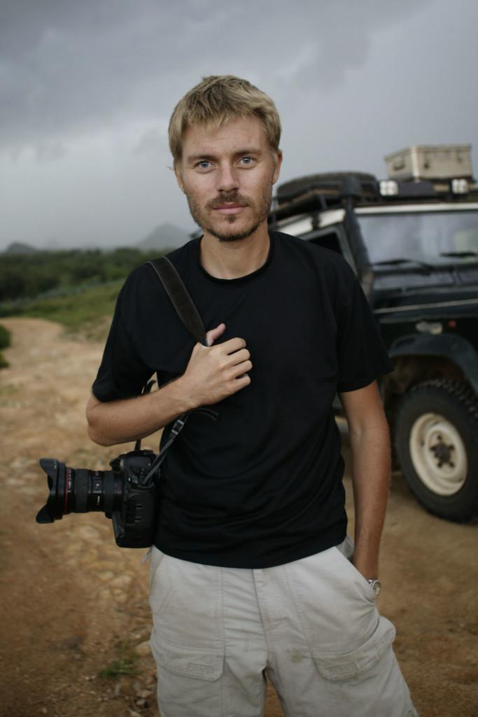 Christoph Bangert in Africa. http://www.christophbangert.com/ http://africa.christophbangert.com/
